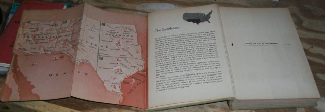 Look at America the Southwest 1947 hardback by the editors of Look