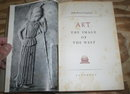 Art the Image of the West by Julie Braun-Vogelstein first edition