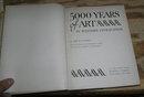 5000 YEARS OF ART in western civilization by Aline Louchheim