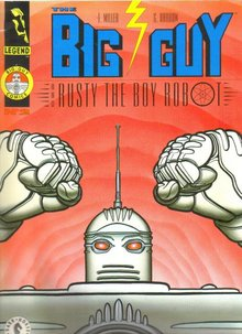 The Big Boy and Rusty the Boy Robot #2