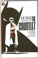 Batman Chronicles The Gauntlet trade paperback near mint 9.4