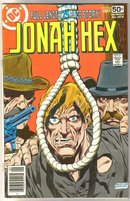 Jonah Hex #16 comic book very fine 8.0