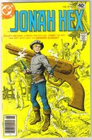 Jonah Hex #27 comic book very fine 8.0