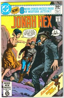 Jonah Hex #41 comic book very fine/near mint 9.0