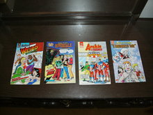 Free Comic Archie giveaway promotions 4 different