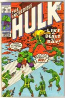 Incredible Hulk #132comic book fine 6.0
