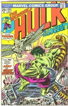Incredible Hulk #194 comic book near mint 9.4