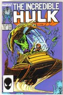 Incredible Hulk #331 comic book very fine 8.0