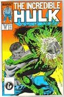 Incredible Hulk #334 comic book very fine/near mint 9.0