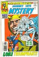 Journey Into Mystery #-1 Flashback issue mint 9.8