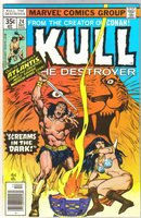 Kull the Destroyer #24 comic book near mint 9.4
