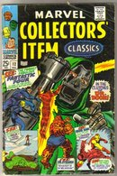 Marvel Collectors' Item Classics #12 comic book very good/fine 5.0