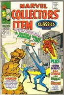 Marvel Collectors' Item Classics #13 comic book very fine 8.0