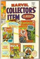 Marvel Collectors' Item Classics #11 comic book very fine/near mint 9.0