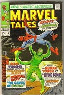 Marvel Tales #15 comic book fine 6.0