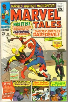 Marvel Tales #11 comic book fine/very fine 7.0