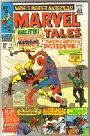 Marvel Tales #11 comic book fine/very fine 7.0