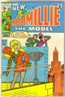 Millie the Model #183 comic book fine 6.0