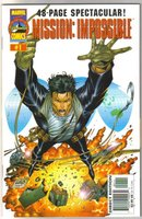 Mission: Impossible #1 (movie)  comic book mint 9.8