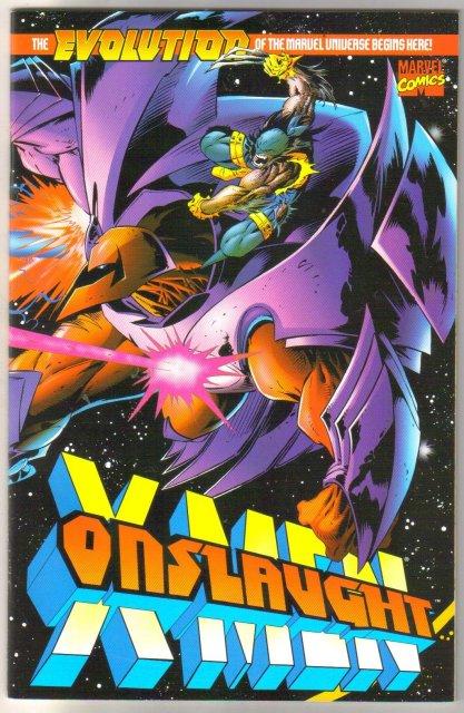 Onslaught X-Men comic book mint 9.8