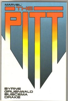 The Pitt #1 comic book mint 9.8