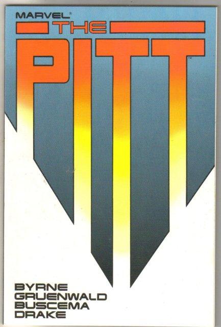 The Pitt #1 comic book mint 9.8