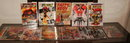Collection of 16 various Marvel comic books
