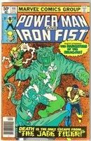 Power Man #66 comic book very good/fine 5.0
