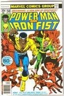 Power Man #50 comic book near mint 9.4
