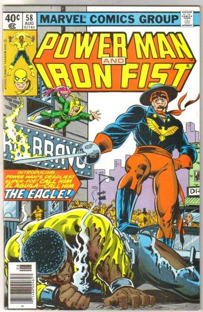 Power Man #58 comic book mint 9.8