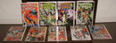 Power Pack assortment of 9 comic books