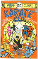 Karate Kid #1 comic book fine/very fine 7.0