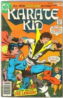 Karate Kid #12 comic book very fine 8.0