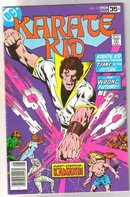 Karate Kid #15 comic book very fine 8.0