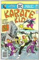 Karate Kid #2 comic book near mint 9.4