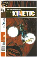 Kinetic #7 comic book mint 9.8