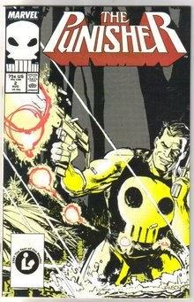 Punisher (1987 series) #2 comic book mint 9.8