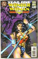Wonder Woman annual #4 comic book mint 9.8