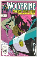 Wolverine #13 comic book near mint 9.4