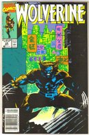 Wolverine #24 comic book near mint 9.4