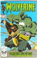 Wolverine #14 comic book near mint 9.4