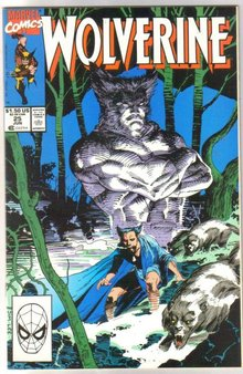 Wolverine #25 comic book mint 9.8