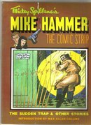 Mickey Spillane's Mike Hammer The Comic Strip graphic novel like new