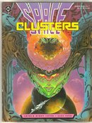 Space Clusters graphic novel like new