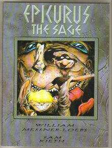 Epicurus the Sage graphic novel like new