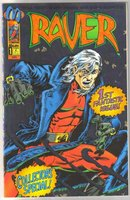 Raver #1 comic book mint 9.8