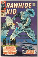 Rawhide Kid #66 comic book very good/fine 5.0