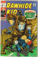 Rawhide Kid #72 comic book very good/fine 5.0
