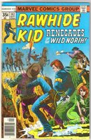 Rawhide Kid #147 comic book very good/fine 5.0