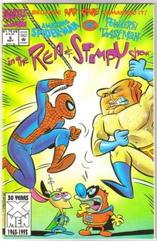 Ren & Stimpy Show #6 comic book mint 9.8